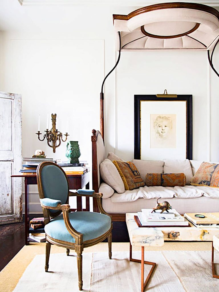 Blueprint: Top 10 Interiors In Behr's Color Of The Year 2019