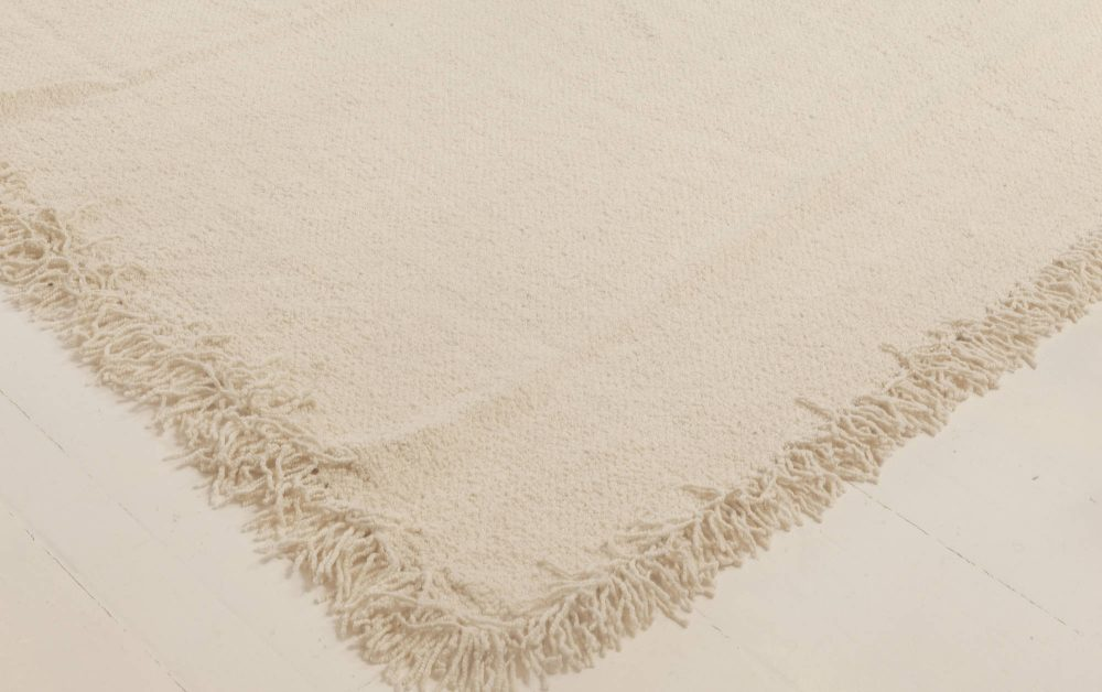 Over-sized Contemporary Flat Weave Rug N11881