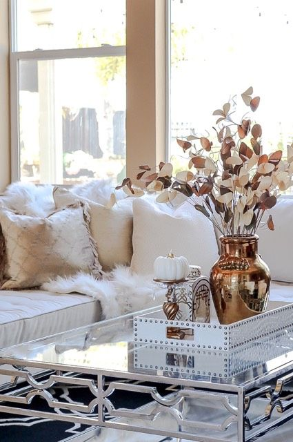 fall interior decor trends