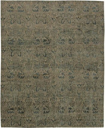 rug-custom-tibetan-wool-silk-damasks-deco-sb-deco-blue-botanical10x8-n10996