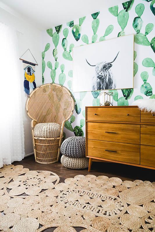 boho apartment decor ideas