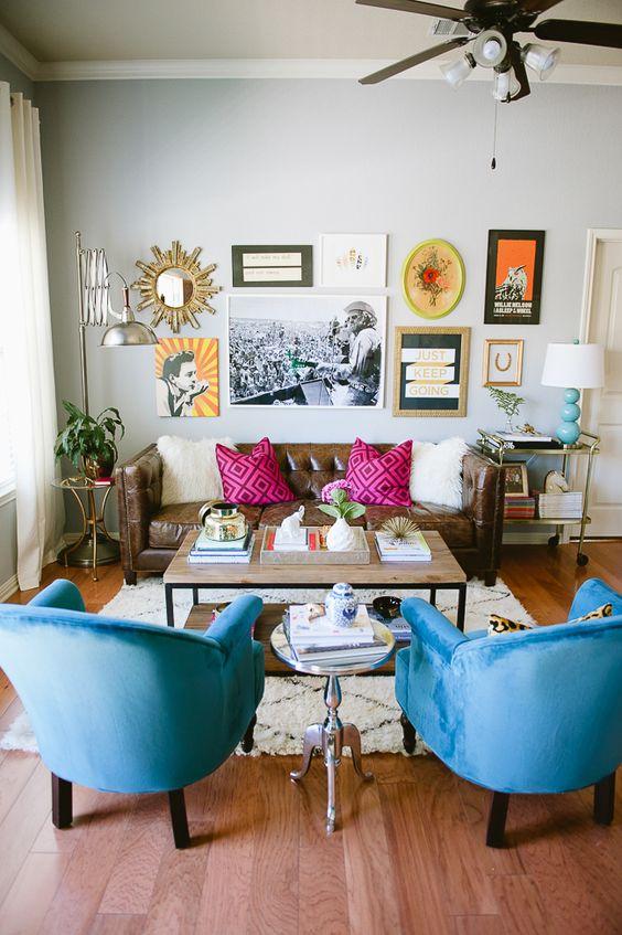 2019 interior decor trends, blueprint, living room decor