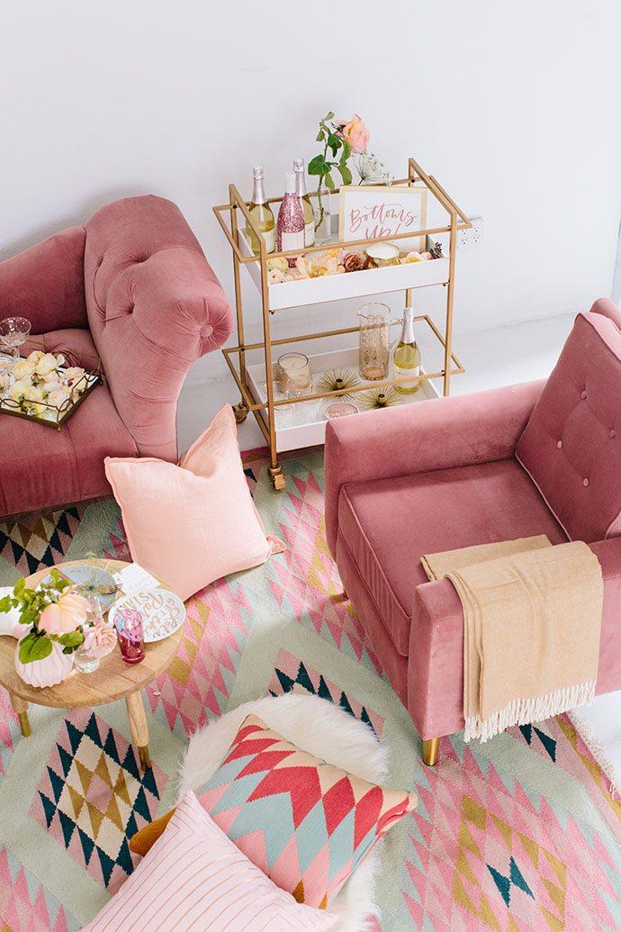idéias de decoração de sala de estar (17)