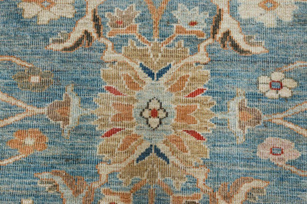 Sultanabad Style Wool Rug N11868