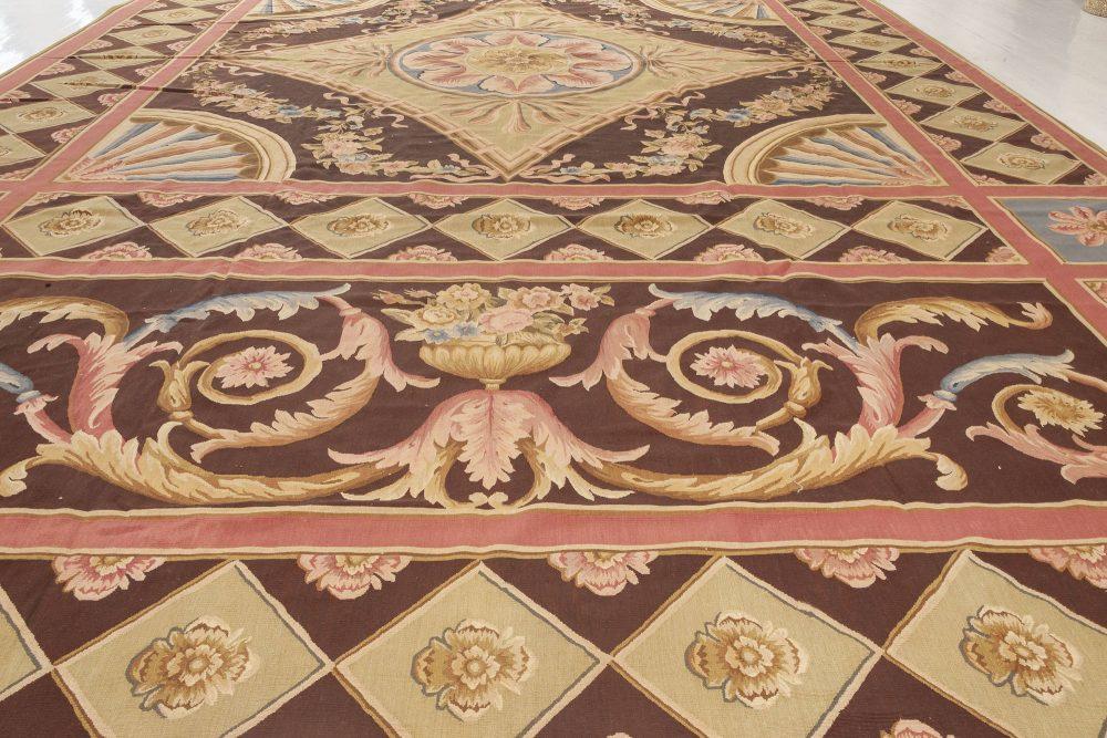 Aubusson Design Rug N11908