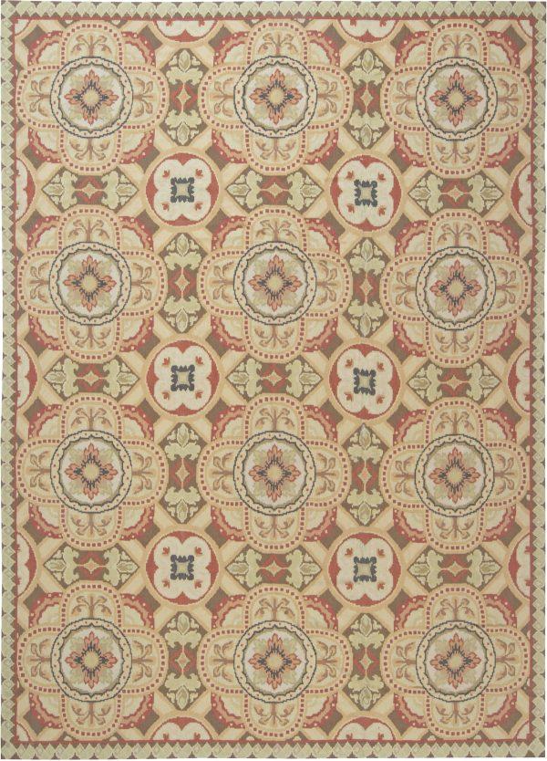 Bessarabian Inspired Design Rug N11883