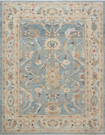 Traditional Sultabad Design Rug N11868