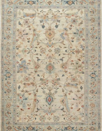 Traditional Sultabad Design Rug N11869