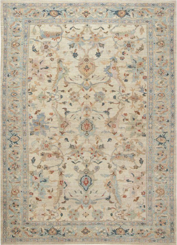 Traditioneller Sultabad Design Teppich N11869
