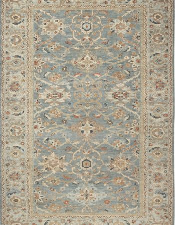 Traditional Sultanabad Design Rug N11872