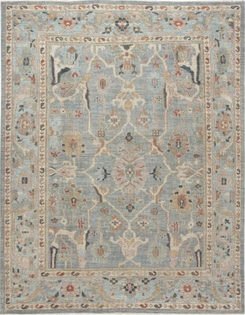 Traditional Sultabad Design Rug N11867