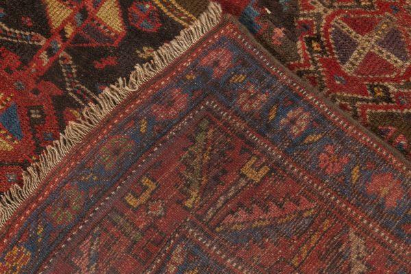 Antique Persian Malayer Rug BB6929