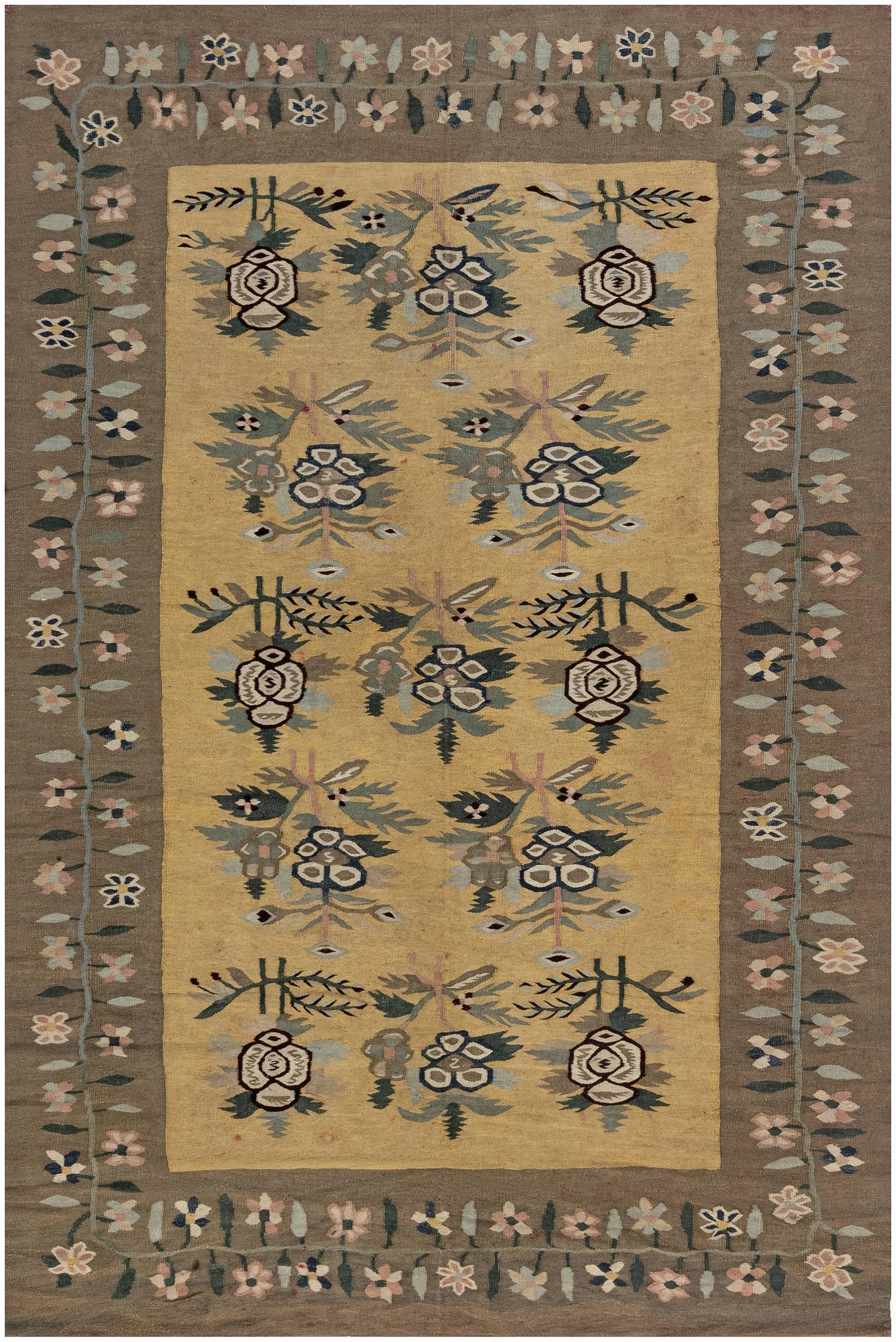 Antique Bessarabian Rug BB6936