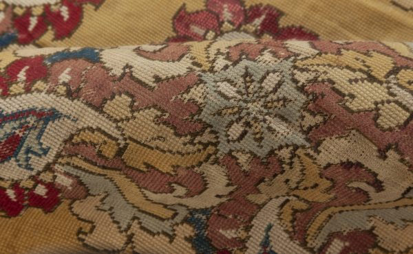 Needlepoint inglês antigo BB6938