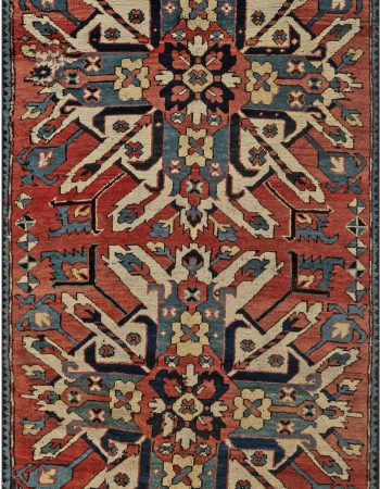 Antique Kazak Rug BB6935