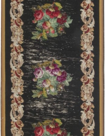 Antique needlepoint Rug BB7392