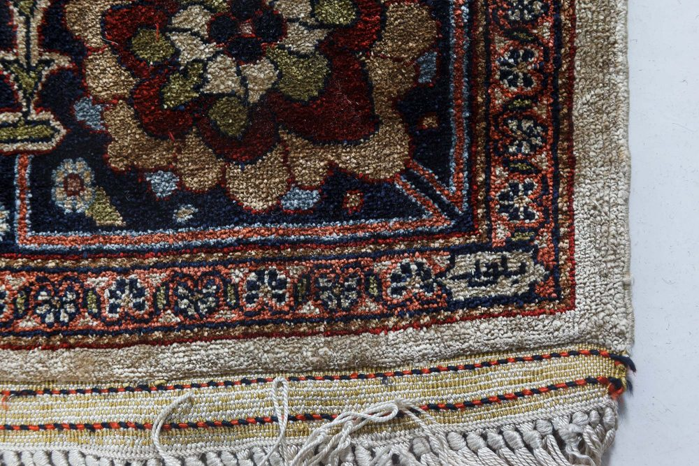 Vintage Silk Rug BB6940