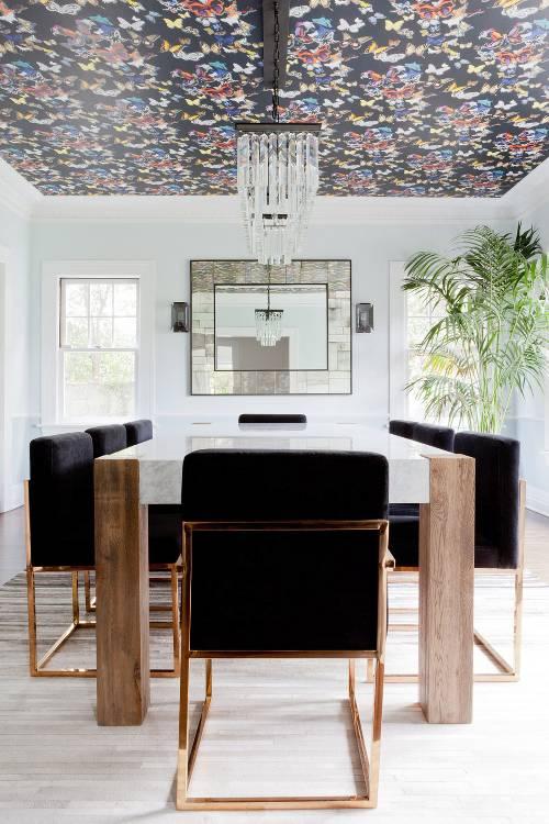 colorful eclectic interior decor (10)