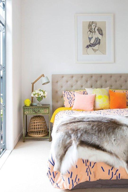 colorful eclectic interior decor (13)