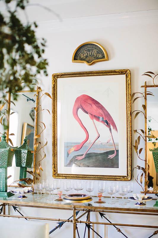 colorful eclectic interior decor