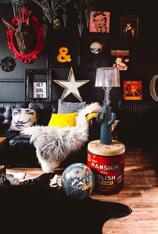 colorful eclectic interior decor (22)