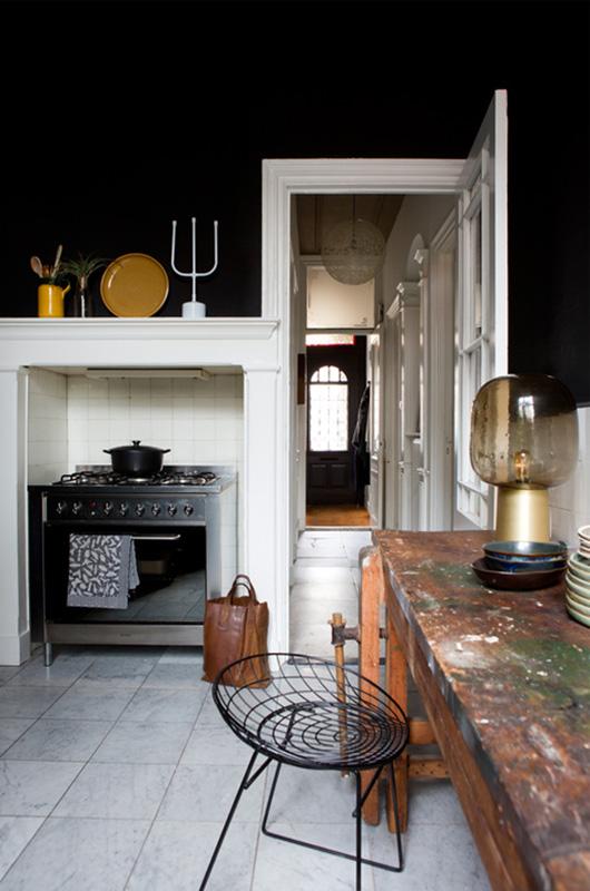 colorful eclectic interior decor (23)