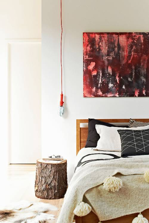 colorful eclectic interior decor (3)