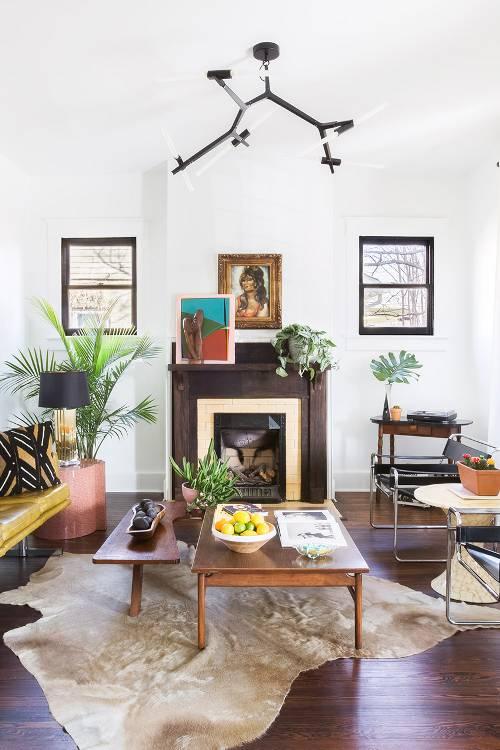 colorful eclectic interior decor (4)
