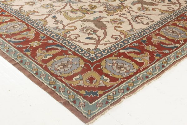 Traditional design Flat Weave  Rug N11933