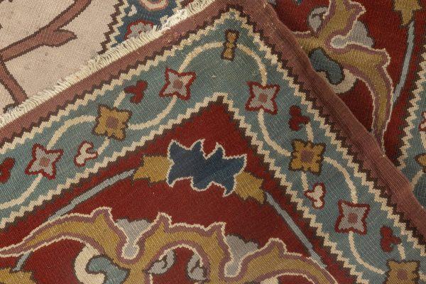 Tapete liso tradicional de tecelagem N11933