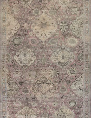 Vintage Persian Kirman Carpet BB3457