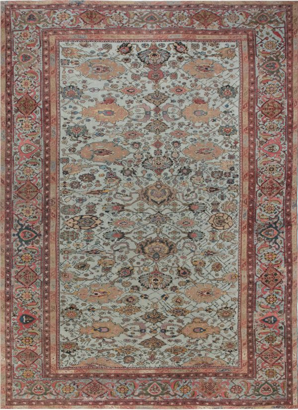 Antique Rug – Persian Sultanabad BB6959