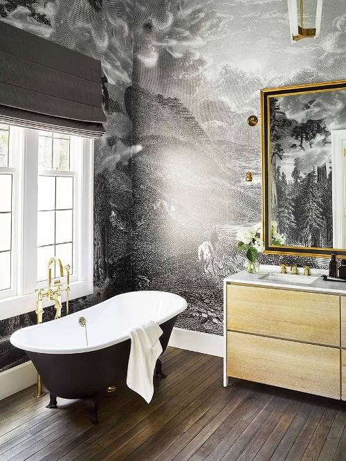 bathroom interior decor ideas (8)