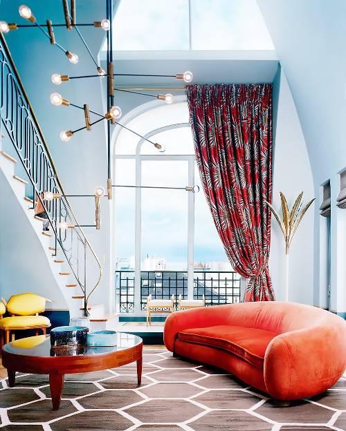 tendencias de decoración de interiores 2019 (23)