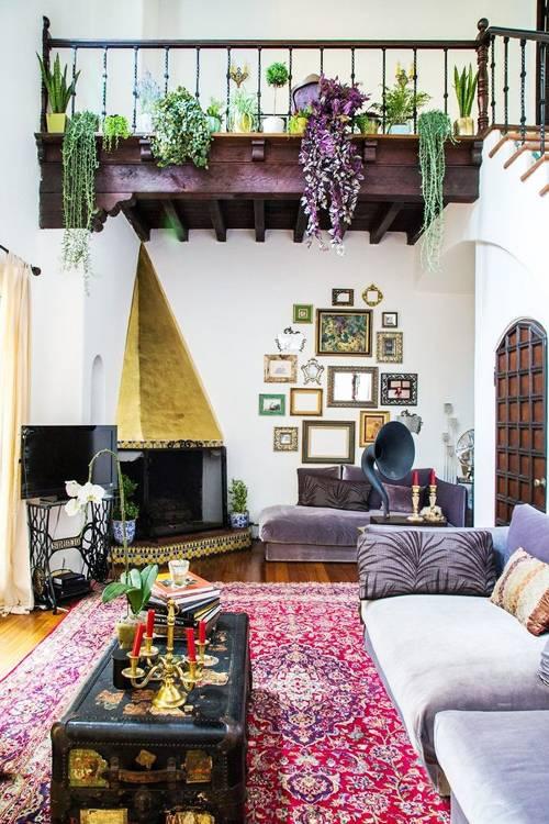 tendencias de decoración de interiores 2019 (5)