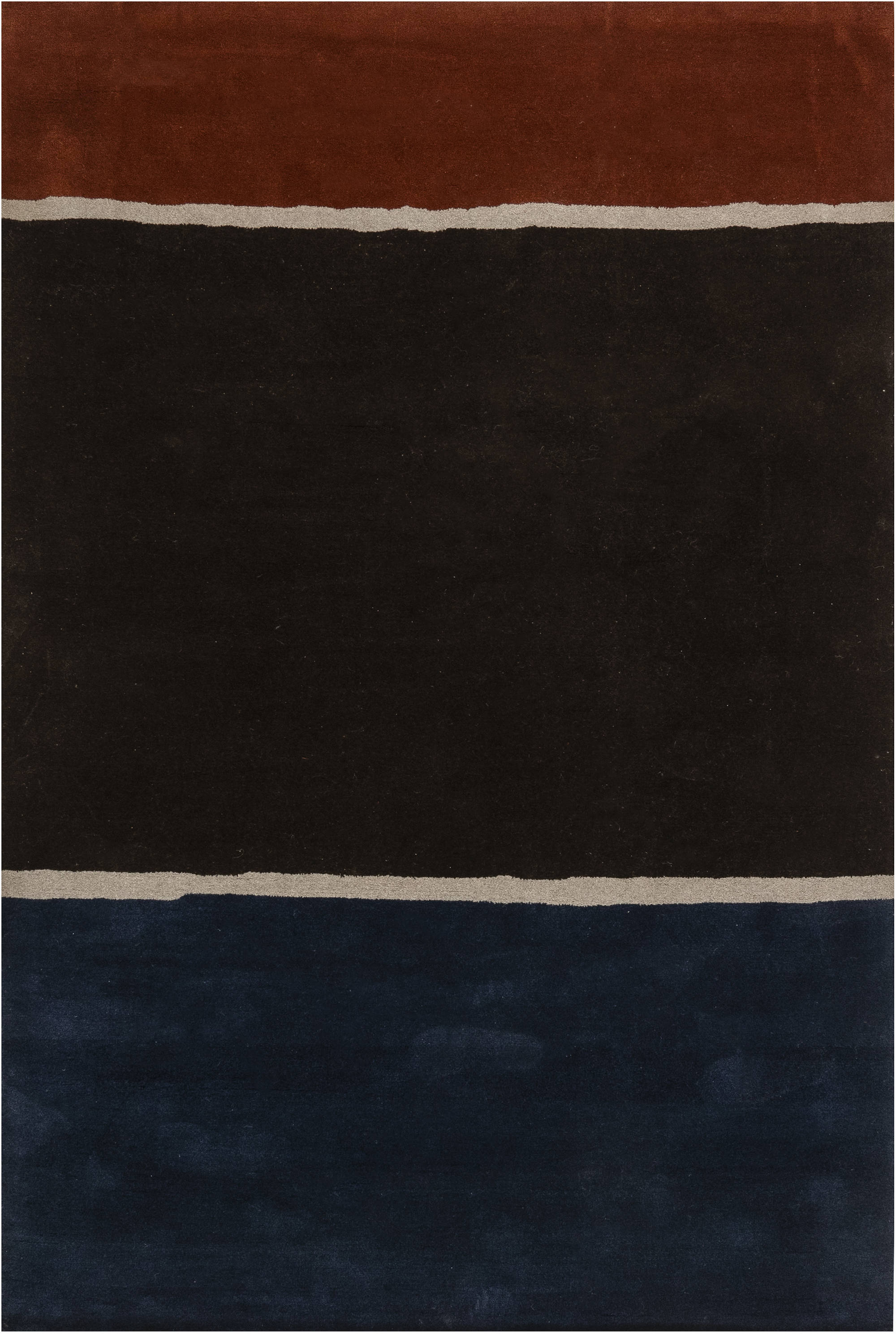 Contemporary Hand-Tufted Rug by Diana Sawicki N11943