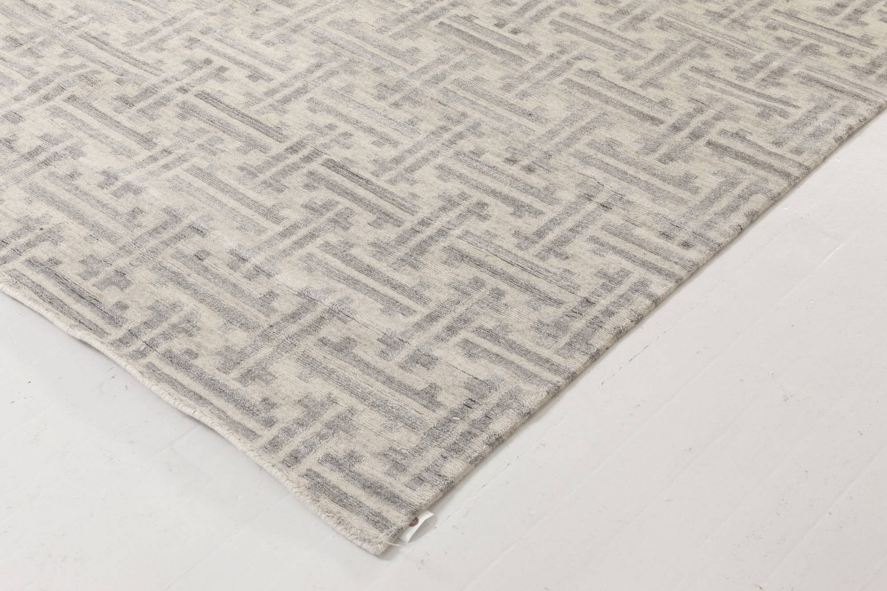 Oversized Terra Rug in Natural Wool N11964