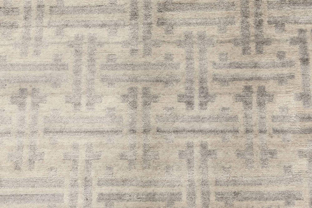Oversized Terra Rug in Natural Wool N11964