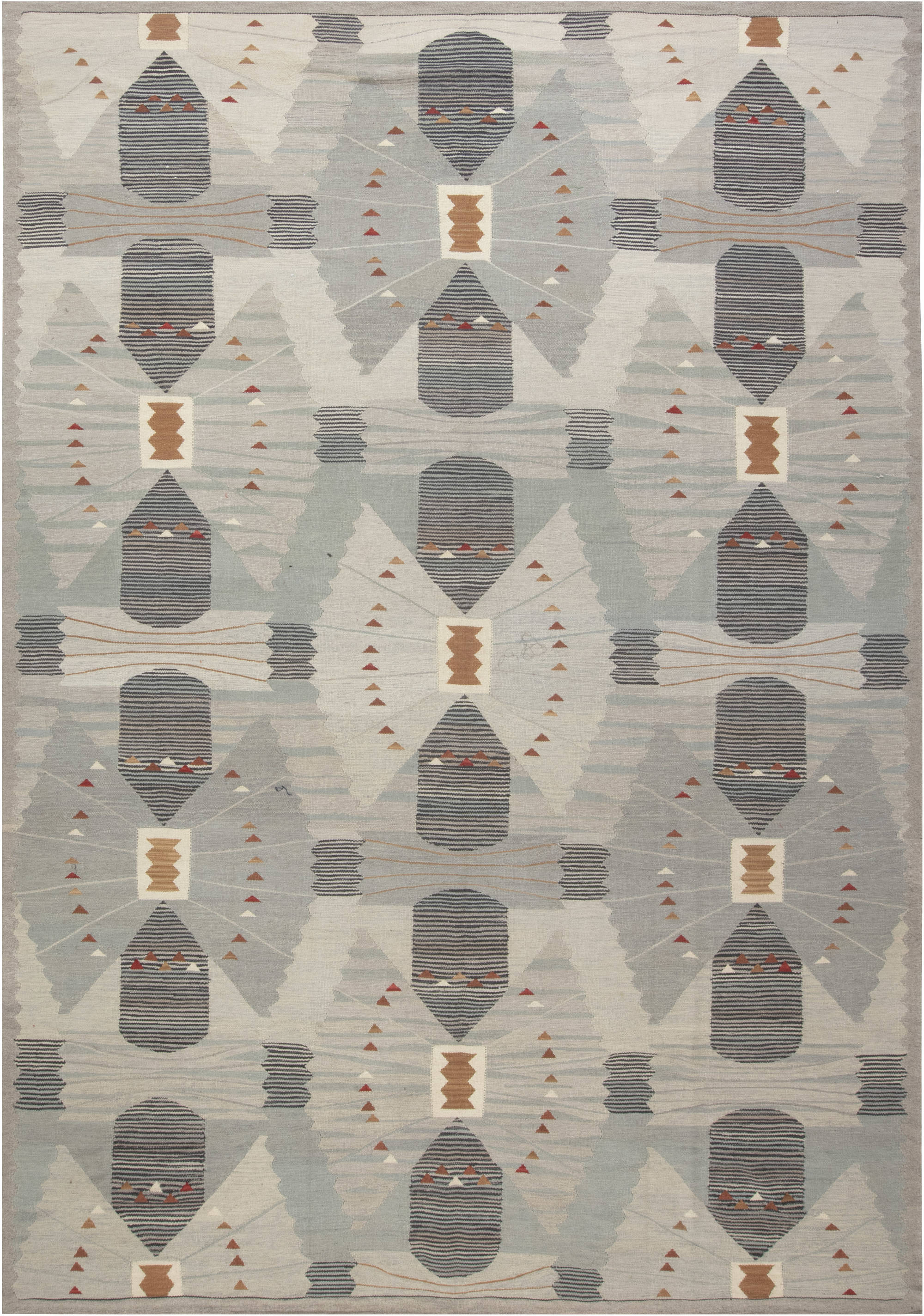 Swedish Design Rug N11973 By Doris Leslie Blau