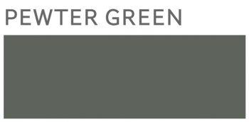 pewter green