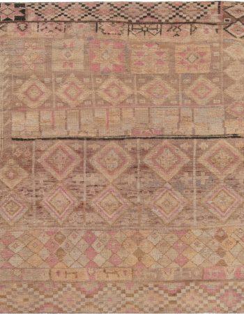 Tapete marroquino vintage (fragmento) BB6957