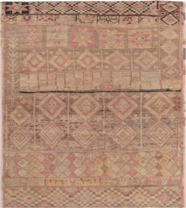 Vintage Moroccan Rug (fragment) BB6957