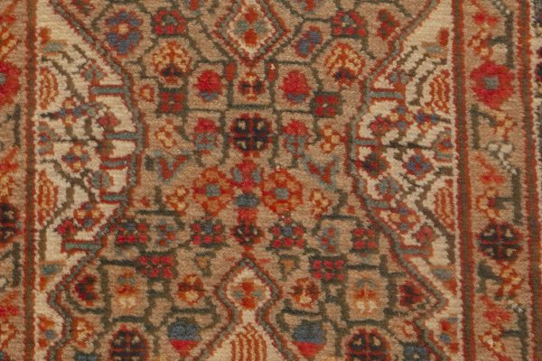 Antique Persian Hamadan Runner BB6987