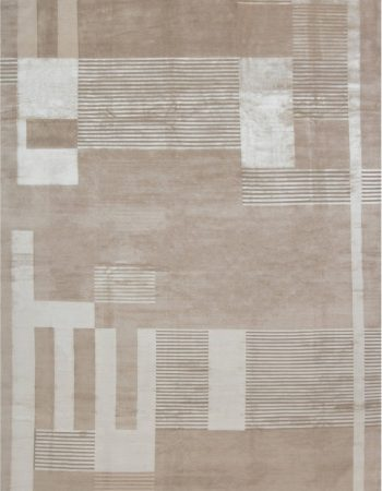 Art Deco Inspired Rug N12008