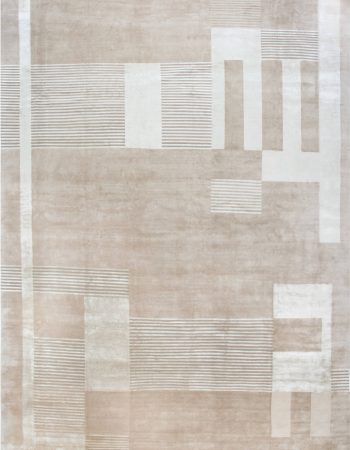 Art Deco Inspired Rug N12013