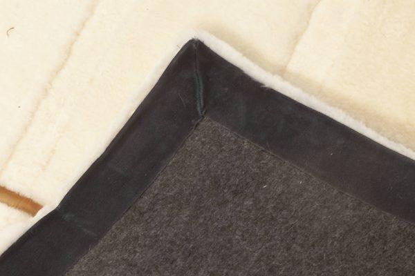 Moderner Pelzteppich N12017