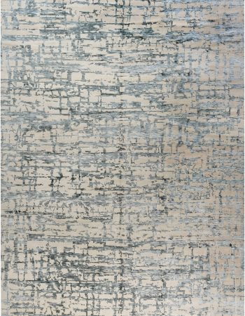 Aqua Element Rug In Green N12015