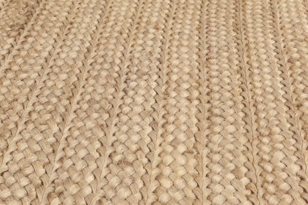 Oversized Contemporary Abaca Rug N11996