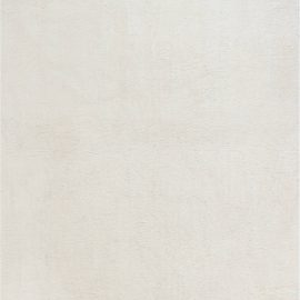 Contemporary Moroccan White Wool Rug N11992