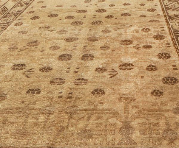 Vintage Samarkand Rug BB6976